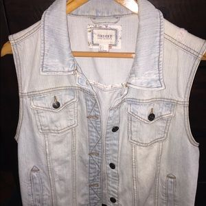 Women's F21 Denim Jacket